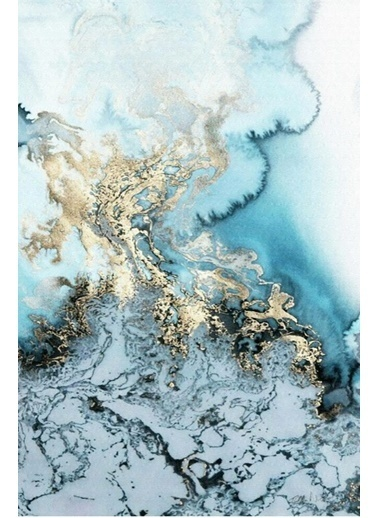 Soley Okyanus Djt. 40x60 Banyo Paspası Renkli